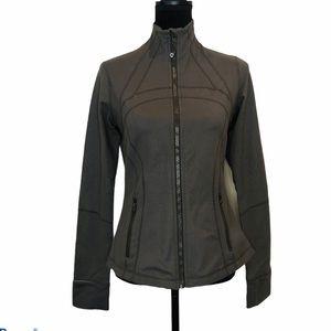 Lululemon zipper front size 8 jacket